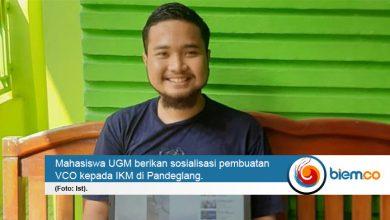 Photo of Mahasiswa KKN UGM Edukasi IKM Pandeglang Buat VCO
