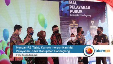 Photo of Resmikan MPP Pandeglang, Tjahjo Kumolo: Ini yang Pertama di Banten