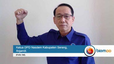 Photo of Kader Nasdem Harus Menangkan Tatu-Pandji di Pilkada Serang