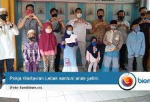 Photo of Peringati 10 Muharam, Pokja Lebak Santuni Anak Yatim