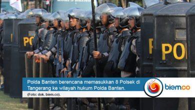 Photo of HMB Jakarta Dukung Polda Banten Tarik 8 Polsek di Tangerang