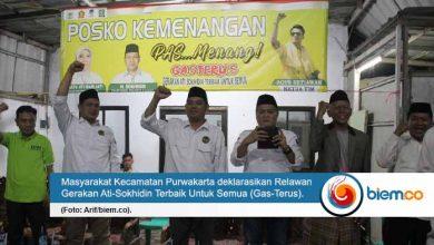 Photo of Sukses Cilegon Tak Boleh Henti, Masyarakat Duku Malang: Gas-Terus