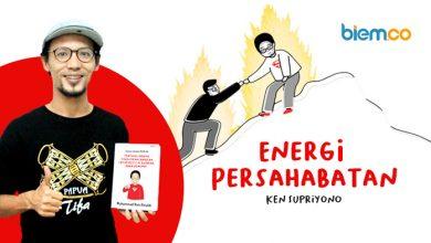 Photo of Energi Persahabatan