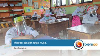 Photo of Pemkot Serang 'Ngotot' Laksanakan Sekolah Tatap Muka, Meski Kurva Kasus Covid-19 Naik