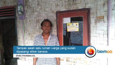 Photo of Penerima Bansos di Kabupaten Serang Dipasangi Stiker, Hindari Bantuan Ganda
