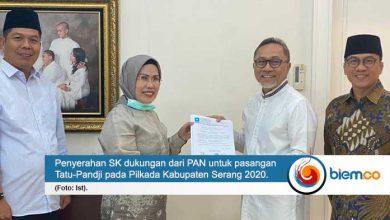 Photo of PAN Dukung Tatu-Pandji, Yandri Didaulat Jadi Ketua Tim Pemenangan