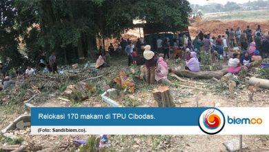 Photo of Kena Proyek Tol Serpan, 170 Makam Direlokasi