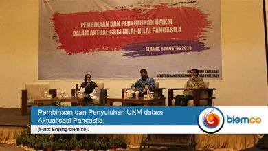 Photo of Gotong Royong UKM Dipercaya Dongkrak Perekonomian Indonesia di Masa Pandemi