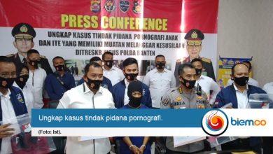 Photo of Polda Banten Ringkus Mahasiswa Penyebar Video dan Foto Bugil Anak di Bawah Umur