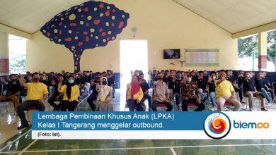 Photo of Gelar Outbond untuk Anak Binaan, LPKA I Tangerang: My Story Will Never End