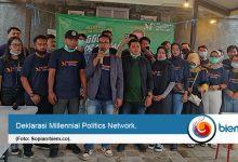 Photo of Millennial Politics Network Dukung Miftahul Tamamy Jadi Wakil Bupati di Pilkada Pandeglang