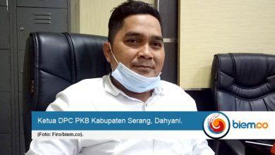 Photo of DPC PKB Optimis Menangkan Pasangan Tatu-Pandji di Pilkada Serang