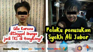 Photo of Video: Fakta tentang Alpin, Pelaku Penusukan Syekh Ali Jaber