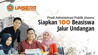 Photo of Administrasi Publik Unsera Berikan 100 Beasiswa Jalur Undangan
