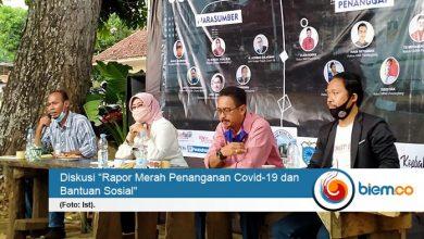 Photo of Mahasiswa Sebut Pemkab Pandeglang Rapor Merah Tangani Covid-19