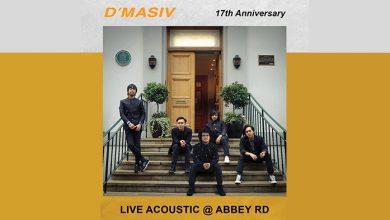 Photo of Berawal dari Mimpi, D'Masiv Akhirnya Buat Album di Abbey Road