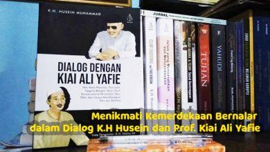 "Photo of Resensi: Buku ""Dialog dengan Kiai Ali Yafie"", Menikmati Kemerdekaan Bernalar dalam Dialog K.H Husein dan Prof. Kiai Ali Yafie"