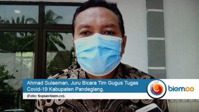 Photo of Kluster Perkantoran Jadi Babak Baru Penyebaran Covid-19 di Pandeglang