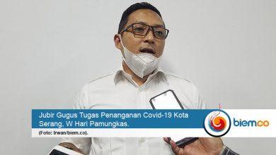 Photo of Kabar Ratusan Warga di Tiap Kecamatan Kota Serang Positif Covid-19 Itu Hoaks