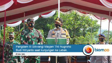 Photo of Pangdam III Siliwangi Buka Karya Bakti Skala Besar Korem 064 Maulana Yusuf