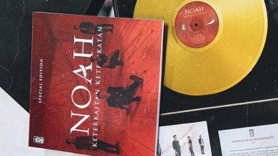 Photo of NOAH Lelang Vinyl Special Gold Edition, RANS Entertainment Tawar Rp100 Juta
