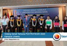Photo of Sambut Mahasiswa Baru, Unsera Langsungkan P2STRATEGIK Daring