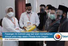 Photo of Berkas Pencalonan Ati-Sokhidin Memenuhi Syarat, Tim Targetkan 70 Persen Kemenangan