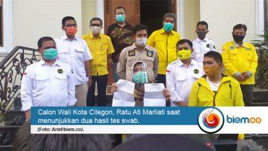Photo of Dua Swab Ati Marliati Beda Hasil, Dokter: Namanya Alat Bisa Salah