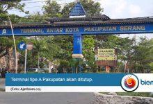 Photo of Berpotensi Jadi Sumber Penyebaran Covid-19, Dishub Akan Tutup Terminal Pakupatan