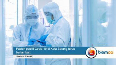 Photo of Update Covid-19 Kota Serang: Bertambah 4 Kasus Positif, Meninggal 1 Orang