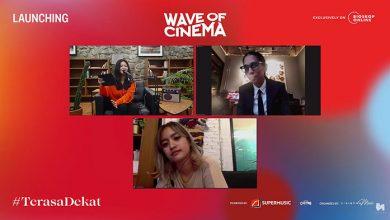 Photo of Wave of Cinema, Konser Musik Online Bertema Film Visinema