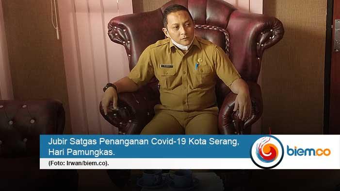 Jubir Satgas Covid-19 Kota Serang: 80 Persen Masyarakat Sudah Sadar Pentingnya Prokes