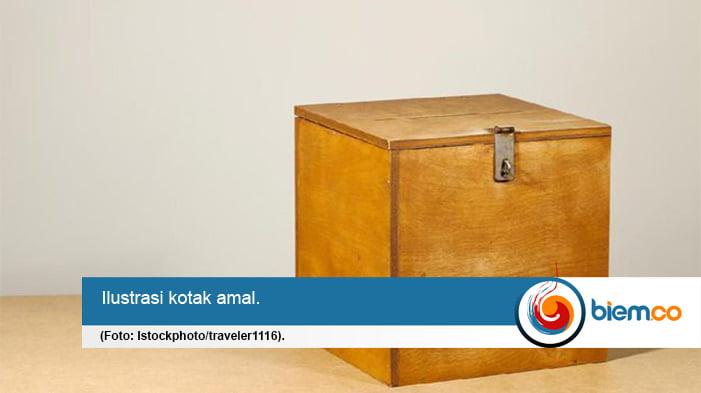 kotak amal lebak